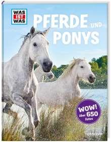 Silke Behling: Was ist was: Pferde und Ponys, Buch