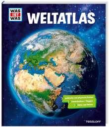 Manfred Baur: WAS IST WAS Weltatlas, Buch