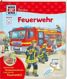 Christina Braun: WAS IST WAS Junior Band 4. Feuerwehr, Buch