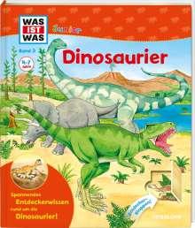 Bärbel Oftring: WAS IST WAS Junior Band 3. Dinosaurier, Buch
