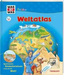 Heike Herrmann: WAS IST WAS Junior Weltatlas für Kinder, Buch