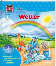 Bärbel Oftring: WAS IST WAS Junior Band 18 Wetter, Buch
