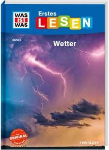 Karin Bischoff: WAS IST WAS Erstes Lesen Band 8. Wetter, Buch
