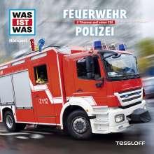 Matthias Falk: Was ist was Folge 19: Feuerwehr/ Polizei, CD