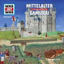 Kurt Haderer: Was ist was Folge 18: Mittelalter/ Samurai, CD