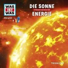 Matthias Falk: Was ist was Folge 22: Die Sonne/ Energie, CD