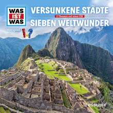 Kurt Haderer: Versunkene Städte/ Die Sieben Weltwunder, CD