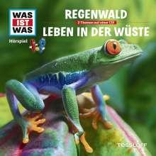 Kurt Haderer: Der Regenwald/ Wüsten, CD