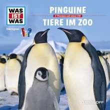 Folge 28: Pinguine/Tiere Im Zoo, CD