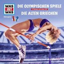 Kurt Haderer: Was ist was Folge 26: Die Olympischen Spiele/ Die alten Griechen, CD