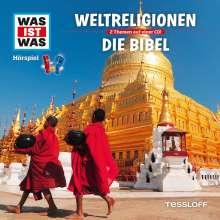 Kurt Haderer: Was ist was Folge 32: Weltreligionen/ Die Bibel, CD