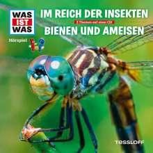 Kurt Haderer: Insekten / Bienen & Ameisen, 1 Audio-CD, CD