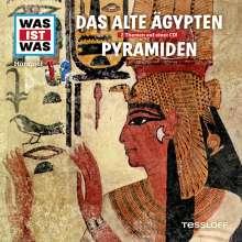 Was ist was Folge 40: Das alte Ägypten/Pyramiden, CD