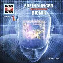 Erfindungen/Bionik, CD