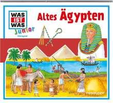 Claudia Kaiser: Was ist was Junior Hörspiel-CD 23: Altes Ägypten, CD