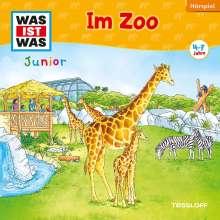Marcus Morlinghaus: Was ist was Junior: Im Zoo, CD