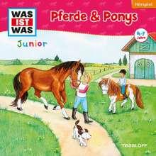 Was ist was Junior: Pferde und Ponys, CD