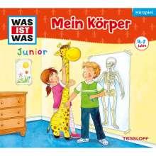 Was ist was Junior 09: Körper, CD