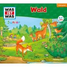Was ist was Junior 11: Wald, CD