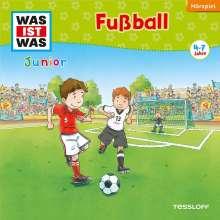 Was ist was Junior 12: Fussball, CD