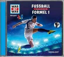 Was ist was Folge 14: Fußball/ Formel 1, CD
