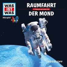 Manfred Baur: Was ist was Hörspiel-CD 05: Raumfahrt/ Der Mond, CD