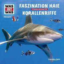 Manfred Baur: Was ist was Folge 3: Haie/ Korallenriffe, CD