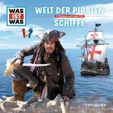 Matthias Falk: Was ist was Folge 9: Piraten/ Schiffe, CD
