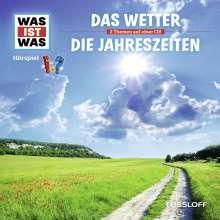 Manfred Baur: Das Wetter / Die Jahreszeiten, CD