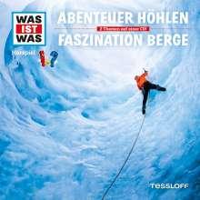 Abenteuer Höhlen/ Faszination Berge, CD