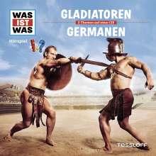 Was ist was Folge 21: Gladiatoren/Germanen, CD