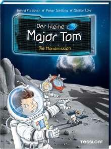 Bernd Flessner: Der kleine Major Tom, Band 3: Die Mondmission, Buch
