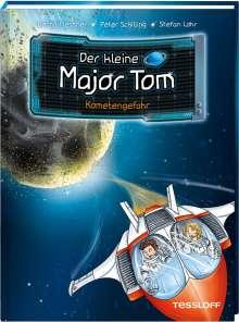 Bernd Flessner: Der kleine Major Tom, Band 4: Kometengefahr, Buch