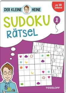 Stefan Heine: Der kleine Heine: Sudoku Rätsel 1, Buch
