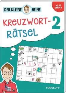 Stefan Heine: Der kleine Heine: Kreuzworträtsel 2, Buch