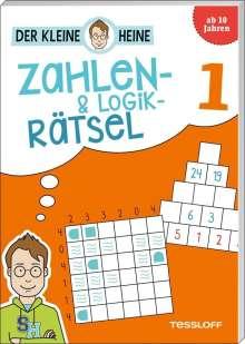 Stefan Heine: Der kleine Heine: Zahlen-und Logikrätsel 1, Buch