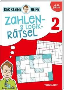Stefan Heine: Der kleine Heine: Zahlen-und Logikrätsel 2, Buch