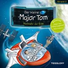 Der kleine Major Tom. Hörspiel 2: Rückkehr zur Erde, CD