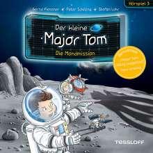 Der kleine Major Tom. Hörspiel 3: Die Mondmission, CD