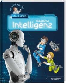Bernd Flessner: Der kleine Major Tom. Space School. Band 2: Alles über künstliche Intelligenz!, Buch