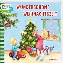 Hannah Fleßner: Pappebuch. Wunderschöne Weihnachtszeit, Buch