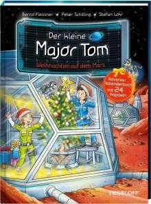Bernd Flessner: Der kleine Major Tom. Weihnachten auf dem Mars, Buch