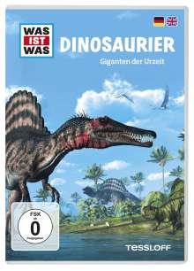 Was ist was: Dinosaurier, DVD