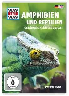 Was ist was: Amphibien und Reptilien, DVD