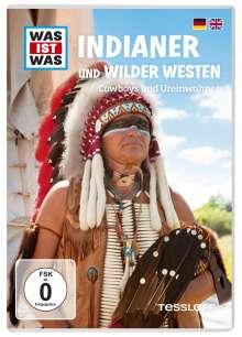 Was ist was: Indianer und Wilder Westen, DVD