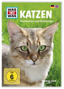 Was ist was: Katzen, DVD