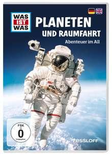 Was ist was: Planeten und Raumfahrt, DVD