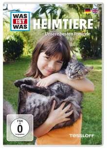 Was ist was: Heimtiere, DVD