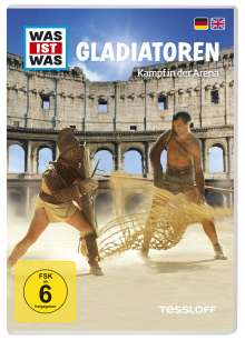 Was ist was: Gladiatoren, DVD