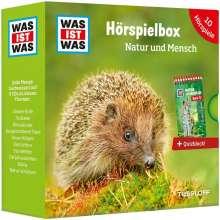 Was ist was 5-CD Hörspielbox-Natur Und Mensch, 5 CDs